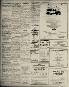 Aiken Journal and Review, August 06, 1930, Page 6