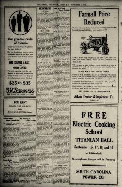 Aiken Journal and Review, September 17, 1930, Page 2
