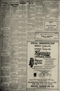 Aiken Journal and Review, October 29, 1930, Page 2