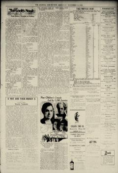 Aiken Journal and Review, November 12, 1930, Page 7