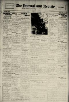 Aiken Journal And Review, December 17, 1930, Page 1