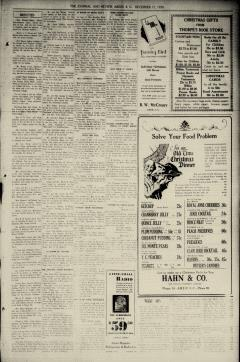 Aiken Journal and Review, December 17, 1930, Page 5