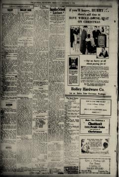 Aiken Journal and Review, December 17, 1930, Page 8