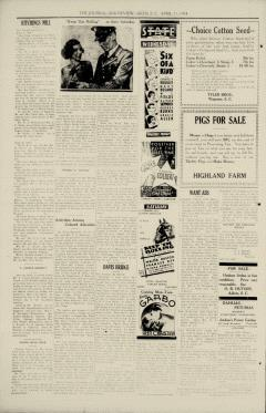 Aiken Journal and Review, April 18, 1934, Page 2