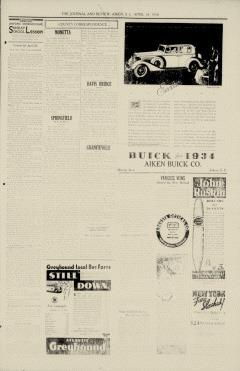 Aiken Journal and Review, April 18, 1934, Page 7