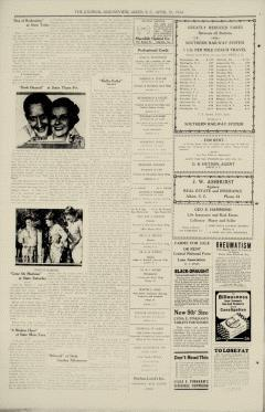 Aiken Journal and Review, April 18, 1934, Page 8