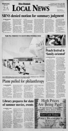 Aiken Standard, May 04, 2011, Page 2