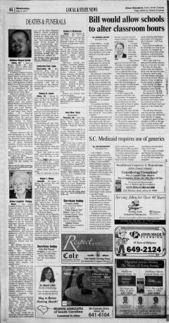 Aiken Standard, May 04, 2011, Page 6