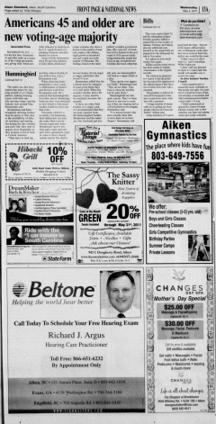 Aiken Standard, May 04, 2011, Page 13