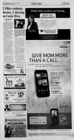 Aiken Standard, May 06, 2011, Page 9