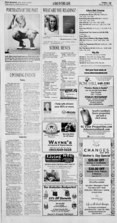 Aiken Standard, May 06, 2011, Page 25