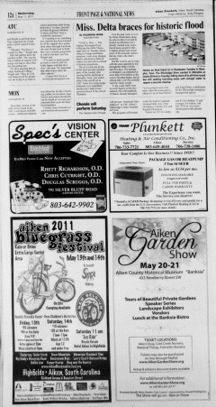 Aiken Standard, May 11, 2011, Page 12