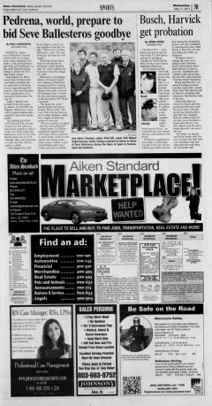 Aiken Standard, May 11, 2011, Page 19