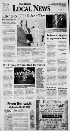 Aiken Standard, May 16, 2011, Page 2
