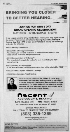 Aiken Standard, May 16, 2011, Page 14