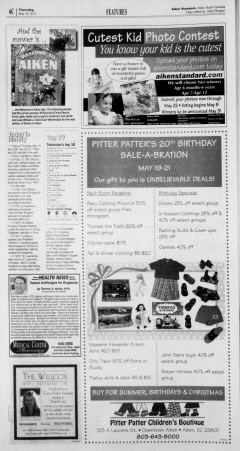 Aiken Standard, May 19, 2011, Page 26