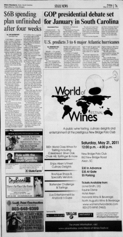 Aiken Standard, May 20, 2011, Page 7
