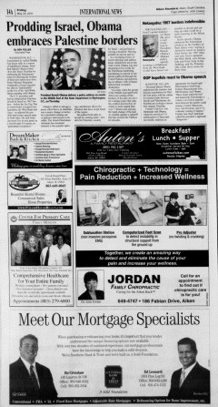 Aiken Standard, May 20, 2011, Page 14