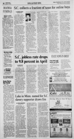 Aiken Standard, May 21, 2011, Page 6