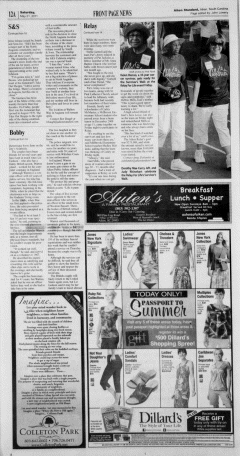 Aiken Standard, May 21, 2011, Page 12