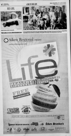 Aiken Standard, May 21, 2011, Page 24