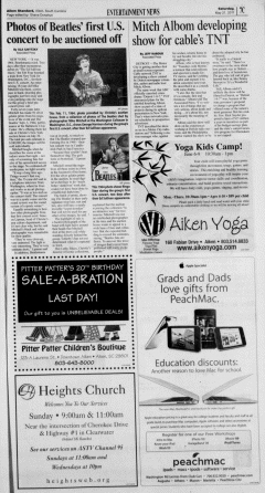 Aiken Standard, May 21, 2011, Page 25