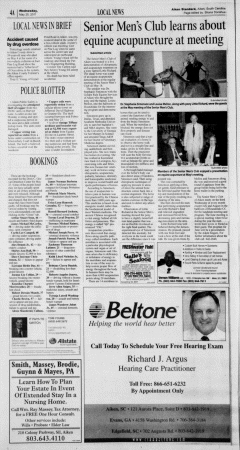 Aiken Standard, May 25, 2011, Page 4