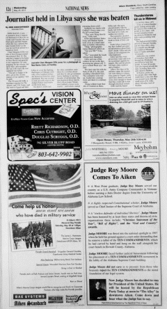 Aiken Standard, May 25, 2011, Page 12