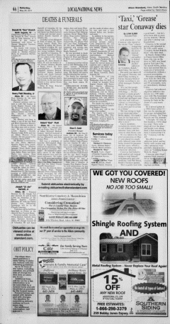 Aiken Standard, May 28, 2011, Page 6