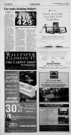 Aiken Standard, May 28, 2011, Page 8