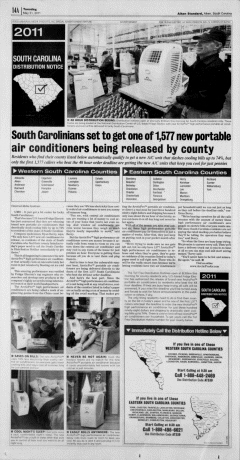 Aiken Standard, May 31, 2011, Page 14