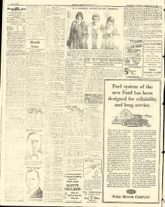 Florence Morning News, February 20, 1929, Page 4