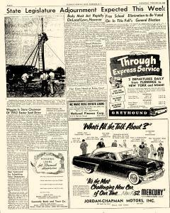 Florence Morning News, February 20, 1952, Page 2