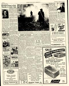 Florence Morning News, February 20, 1952, Page 12