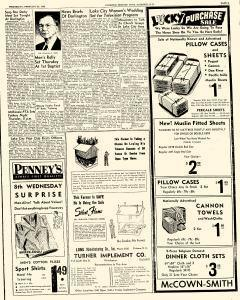 Florence Morning News, February 20, 1952, Page 5