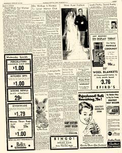 Florence Morning News, February 20, 1952, Page 7