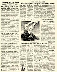 Florence Morning News, August 19, 1960, Page 4