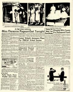 Florence Morning News, August 19, 1960, Page 14