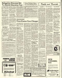 Florence Morning News, November 26, 1974, Page 2