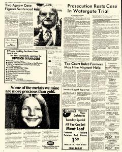Florence Morning News, November 26, 1974, Page 14