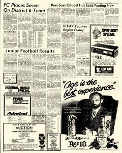 Florence Morning News, November 26, 1974, Page 9