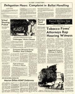 Florence Morning News, November 26, 1974, Page 11