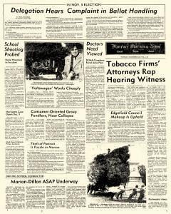 Florence Morning News, November 26, 1974, Page 13
