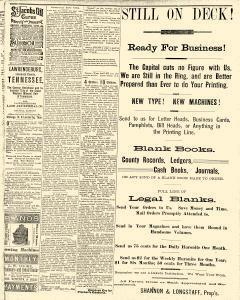 Huron Daily Huronite newspaper archives