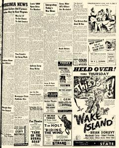 Kingsport News, October 15, 1942, Page 9