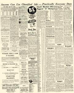 Kingsport News, March 08, 1947, Page 7
