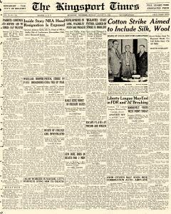 Kingsport Times, August 27, 1934, Page 1