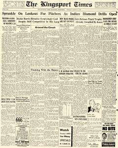 Kingsport Times, March 14, 1939, Page 2
