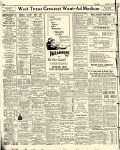 Abilene Daily Reporter, December 16, 1931, Page 10