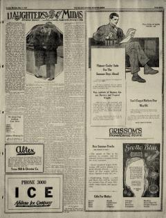 Abilene Morning Reporter News, May 01, 1927, Page 7